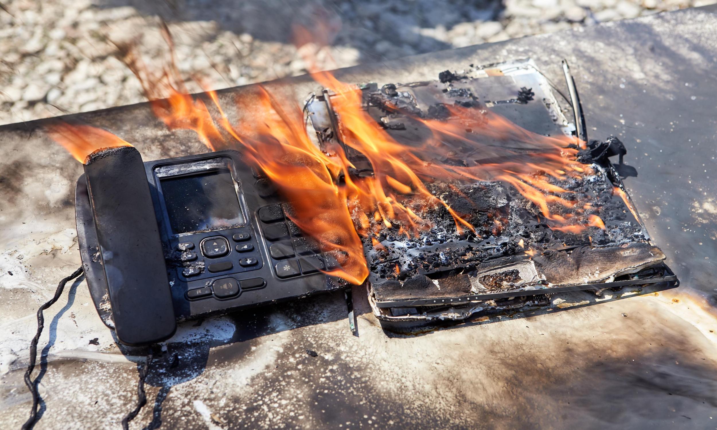 Liever niet failliet door grote brand